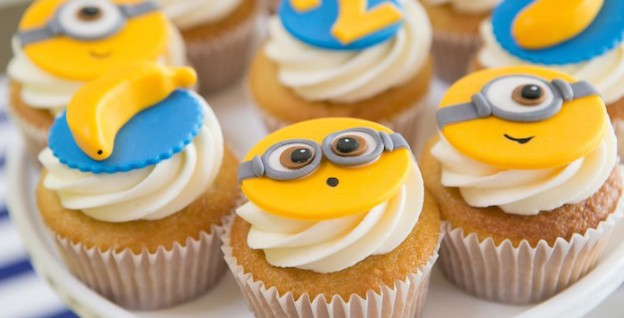 Minion Madness Birthday Party via Kara's Party Ideas | KarasPartyIdeas.com | Party ideas, supplies, tutorials, printables, recipes, favors, games and more! (1)