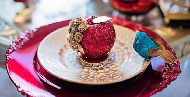 Kara\'s Party Ideas Snow White Birthday Cake Archives | Kara\'s ...