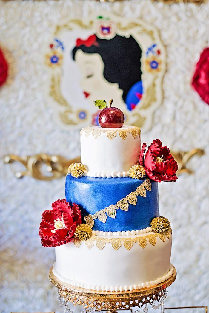 Kara S Party Ideas Snow White Princess Birthday Party Kara S