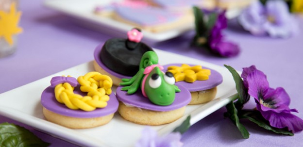 Tangled + Rapunzel Birthday Party via Kara's Party Ideas KarasPartyIdeas.com | The Place for All Things Party! (1)