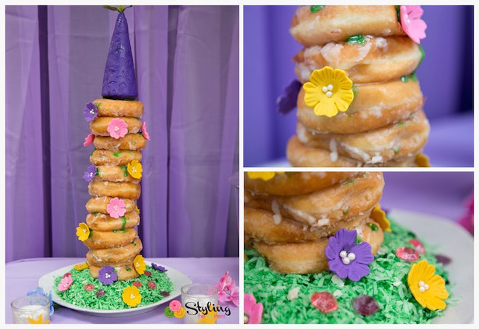 Tangled Rapunzel Birthday Party Via Karas Ideas KarasPartyIdeas