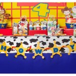 Dessert Table from a Toy Story Birthday Party via Kara's Party Ideas | KarasPartyIdeas.com (14)