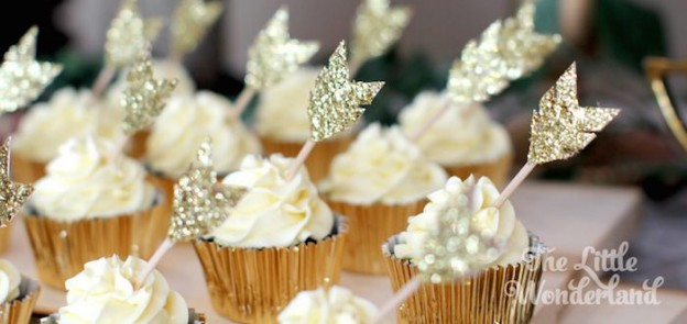Whimsical Woodland Camping 1st Birthday Party via Kara's Party Ideas | KarasPartyIdeas.com (3)