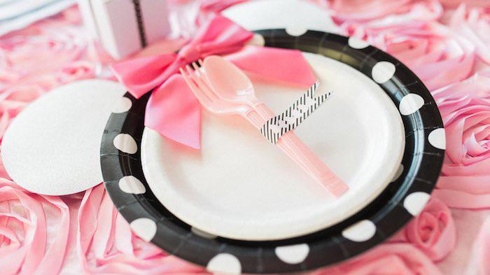 Kara S Party Ideas Elegant Minnie Mouse Boutique Birthday