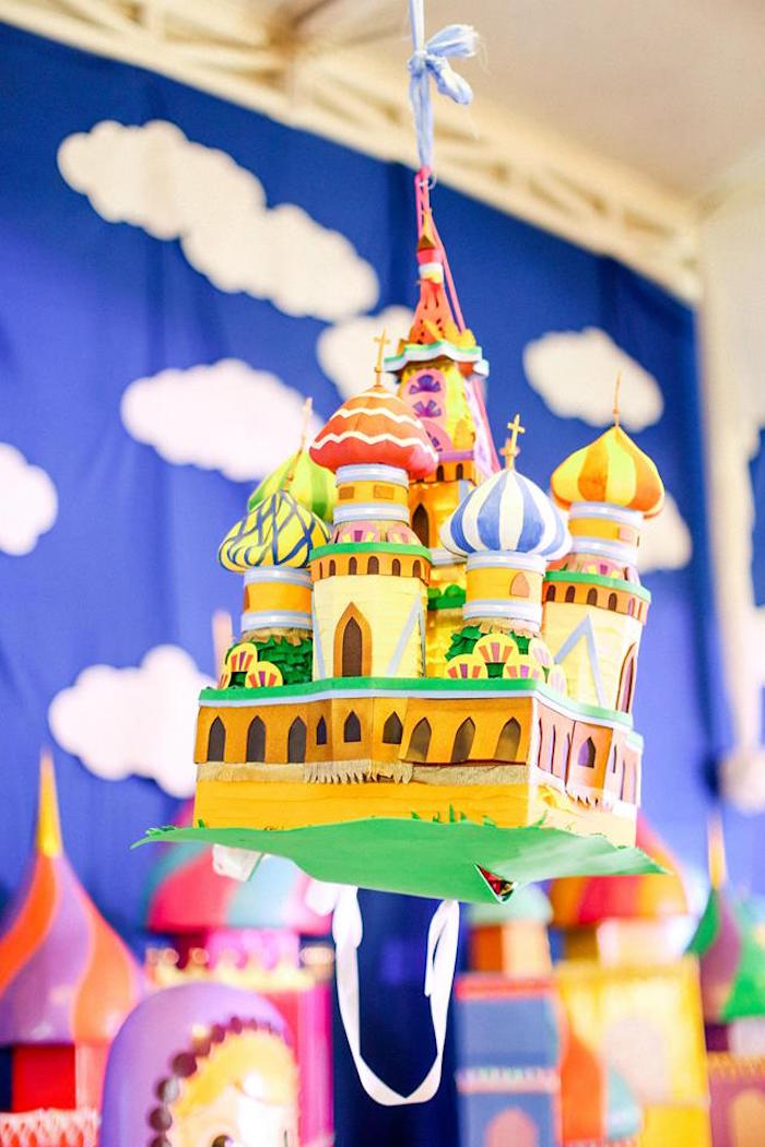 Kara's Party Ideas Hanging Russian Palace Decoration from ...