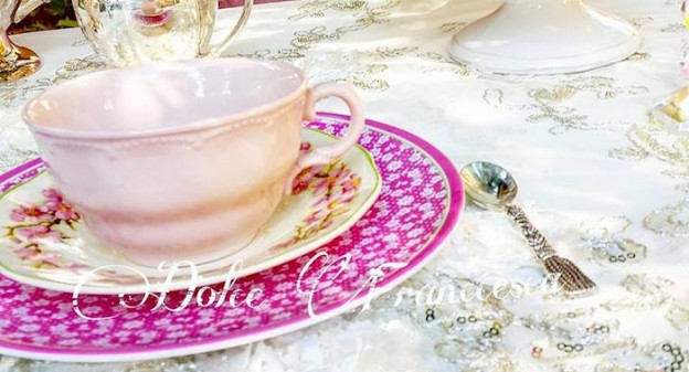 Tea Cup from a Princess Tea Party via Kara's Party Ideas | KarasPartyIdeas.com (1)