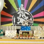 Dessert Table from a Star Wars Birthday Party via Kara's Party ideas | KarasPartyIdeas.com (3)