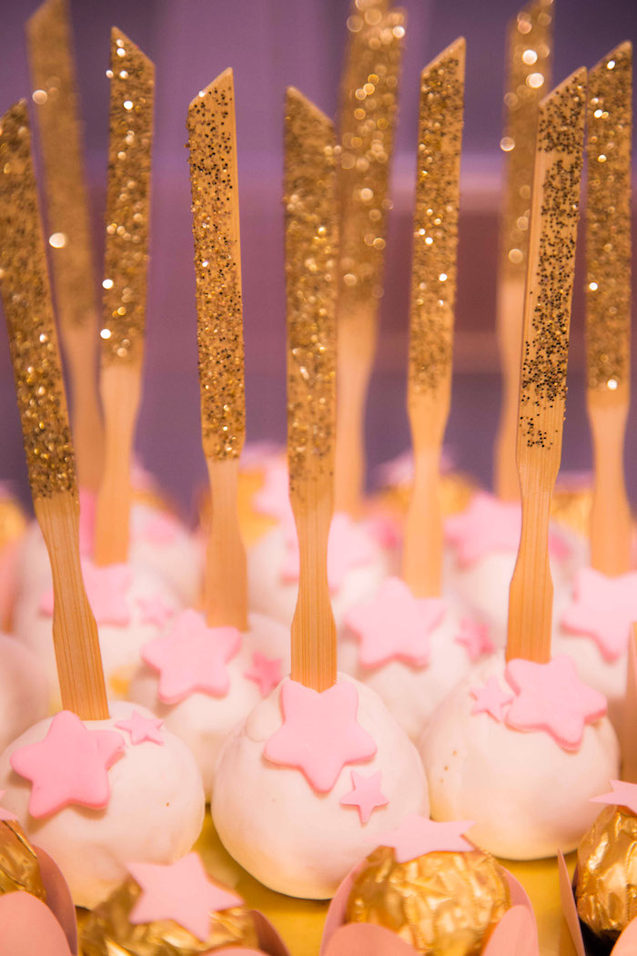 Kara's Party Ideas Cake Pops from a Twinkle Twinkle Little ...