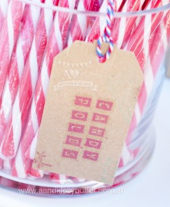Sweet Label/Tag from an Up, Up & Away 1st Birthday Party via Kara's Party Ideas KarasPartyIdeas.com (9)