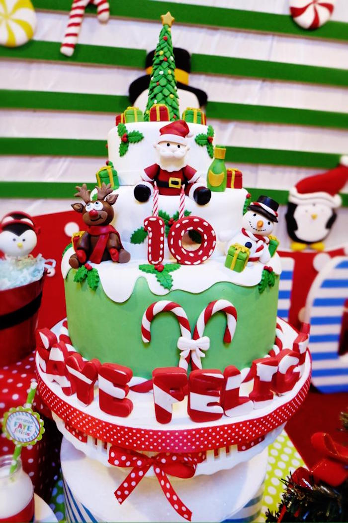 Christmas Kid Party Ideas Part - 18: Christmas Birthday Party Themes Rainforest Islands Ferry