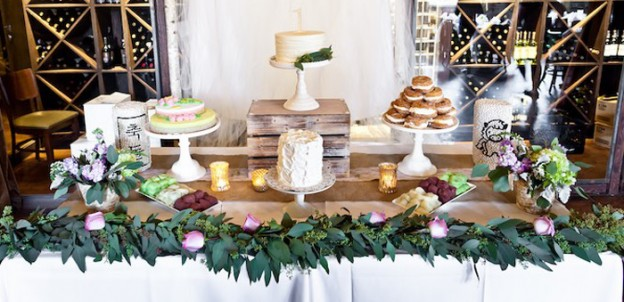 Sweet Table from a Rustic Wild Rumpus Themed Birthday Party via Kara's Party Ideas | KarasPartyIdeas.com (1)
