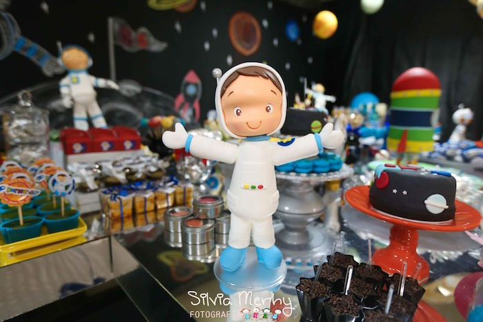 astronaut birthday party ideas - photo #39