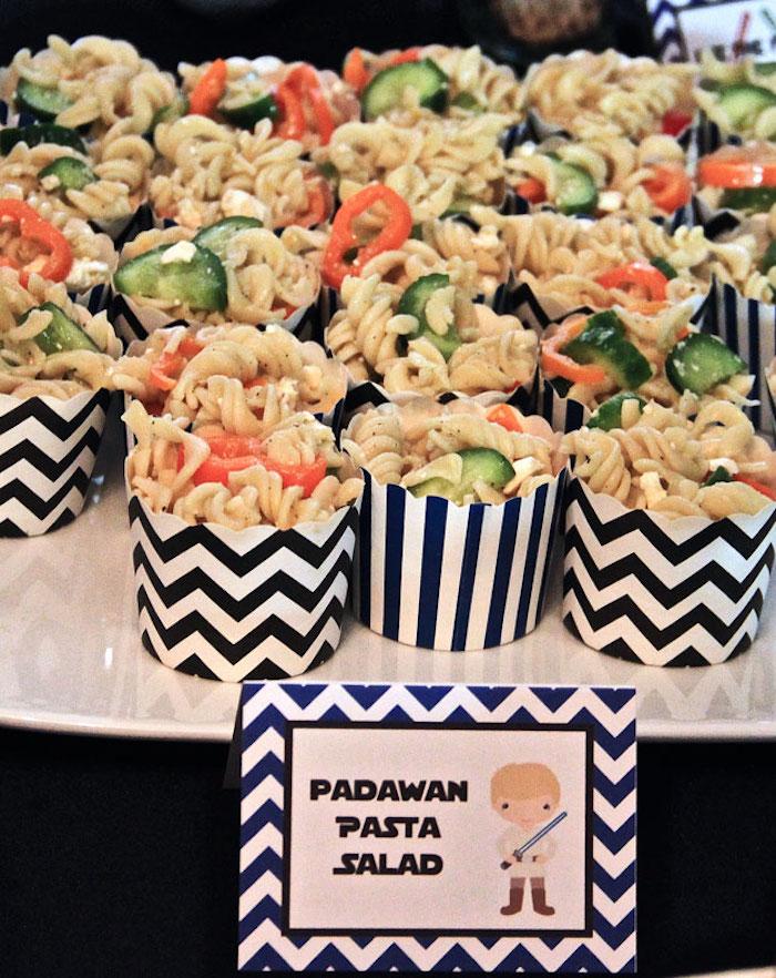 Food From A Star Wars Birthday Party Via Karas Ideas KarasPartyIdeas 14