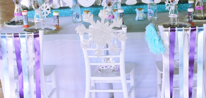 Karas Party Ideas Frozen 1st Birthday