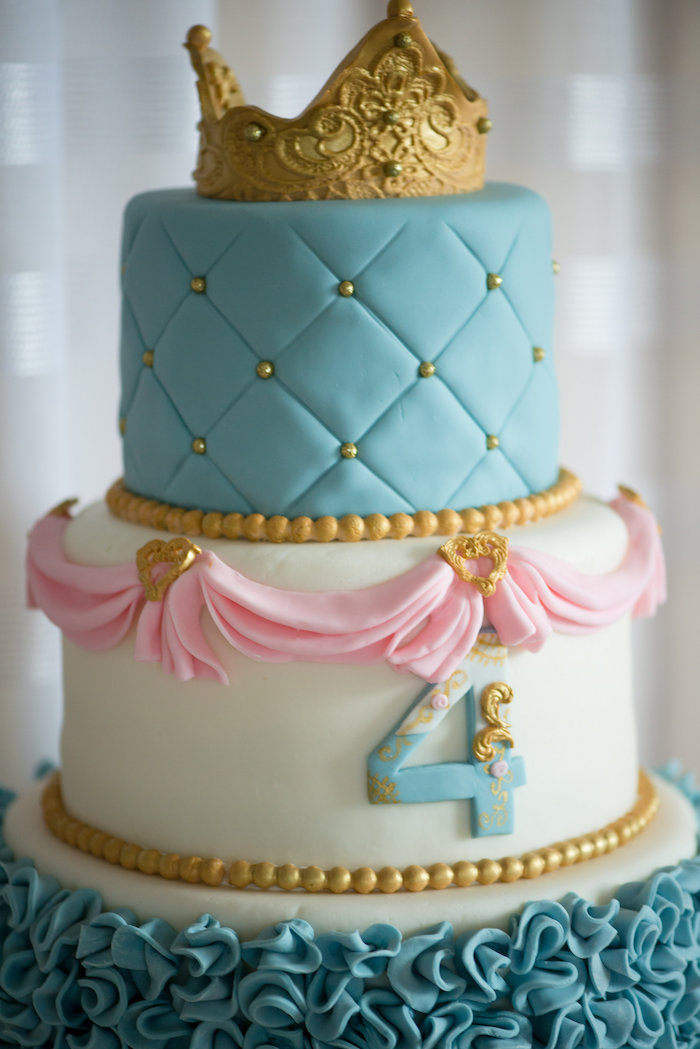 kara u0026 39 s party ideas cake from a princess cinderella themed birthday party via kara u0026 39 s party ideas
