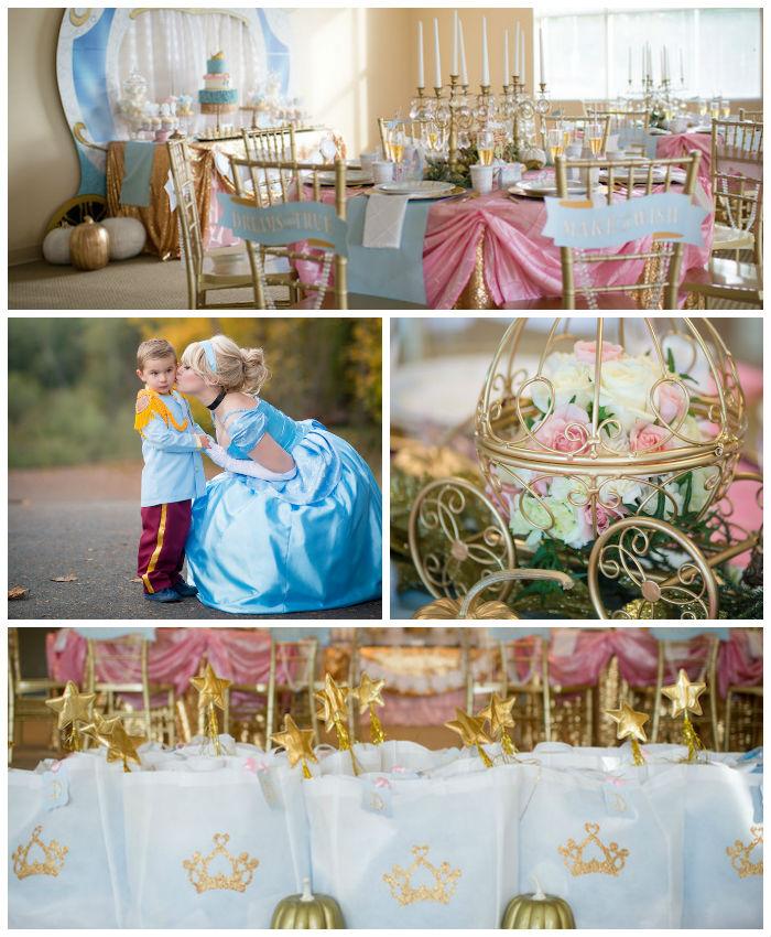 Cinderella Wedding Theme Ideas: Kara's Party Ideas Princess Cinderella Themed Birthday