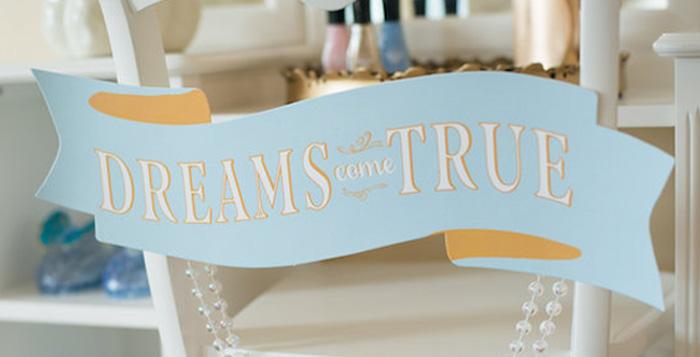 Kara S Party Ideas Princess Cinderella Themed Birthday