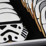 Cookies from a Star Wars Party via Kara's Party Ideas | KarasPartyIdeas.com (3)