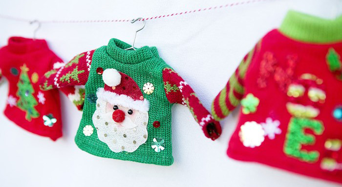 Kara S Party Ideas Ugly Sweater Party Free Printables
