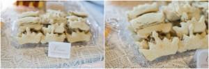 Crown PB + J Sandwiches from a Cinderella Birthday Party via Kara's Party Ideas! KarasPartyIdeas.com (6)