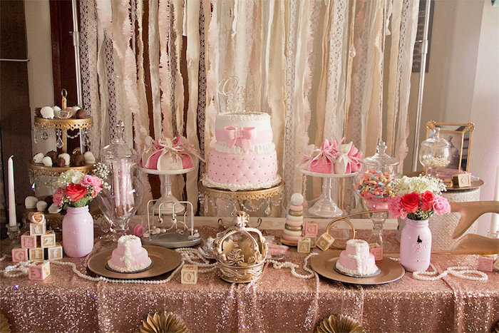Elegant baby shower cakes image bathroom 2017 Elegant baby shower decorations