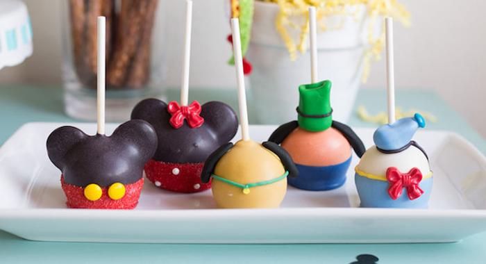 Karas Party Ideas Mickey Mouse DIY
