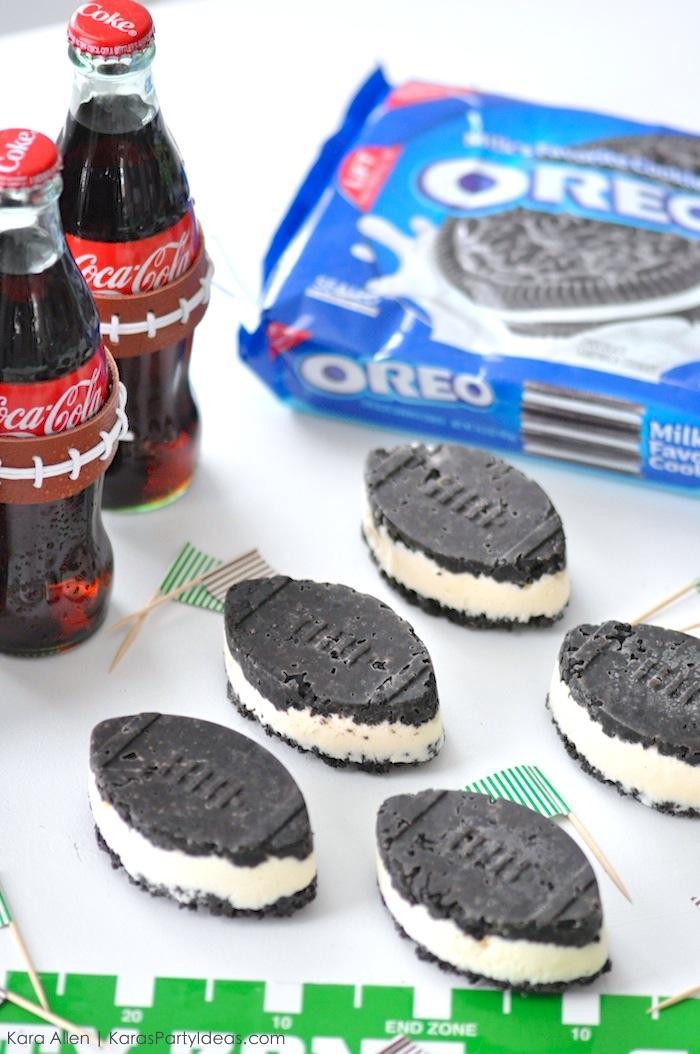 Mmmmm...more sweet treats for the big game.