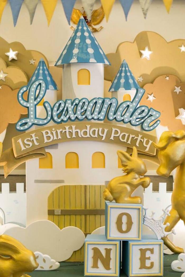 Royal Princess St Birthday Party Food Ideas
