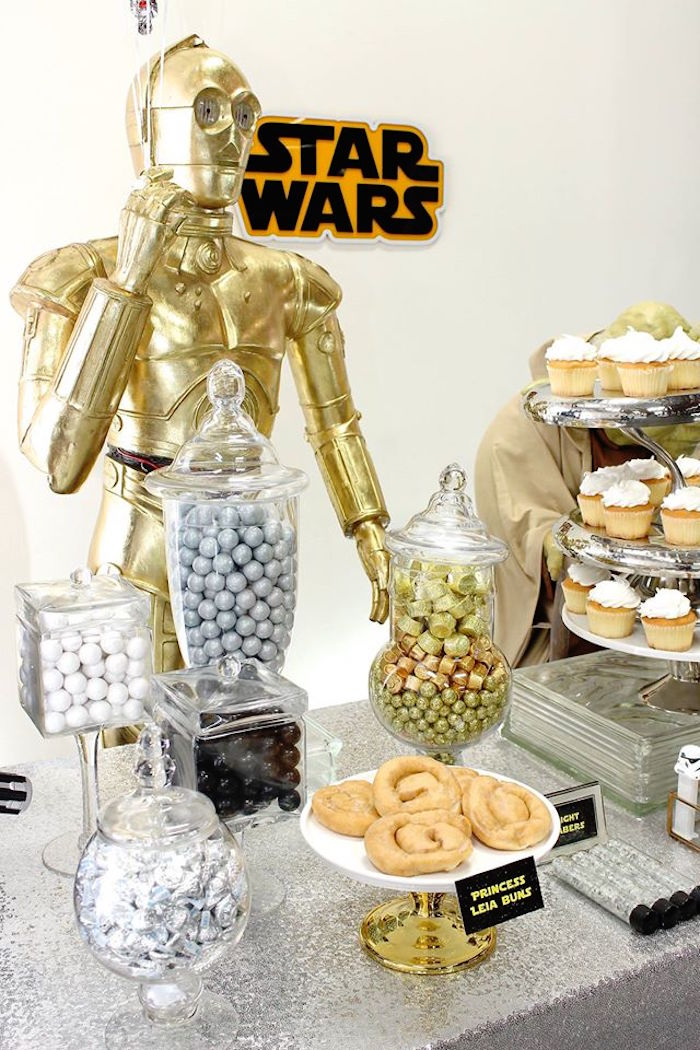 Star Wars Cake Ideas For Adults