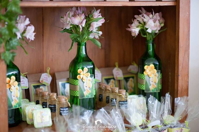 Tinkerbell Ideas For Birthday Party Decorations