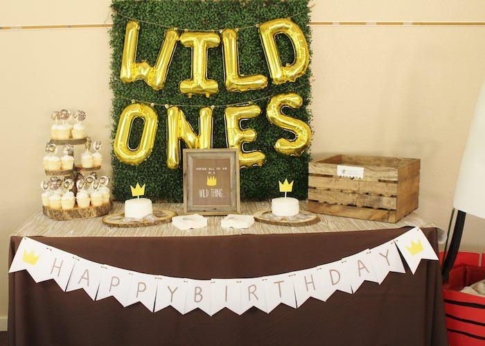 Kara S Party Ideas Where The Wild Things Are Birthday
