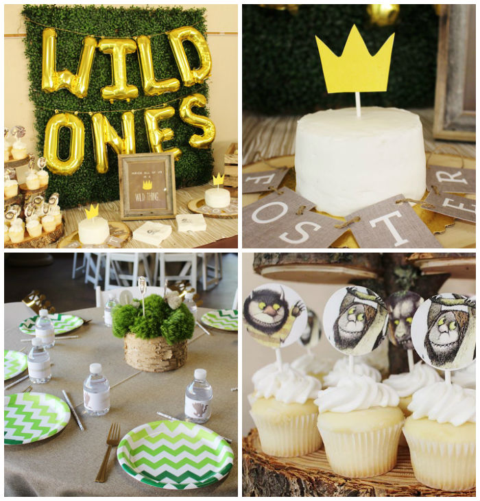 Where the Wild Things Are Birthday Party via Kara's Party Ideas | KarasPartyIdeas.com (2)