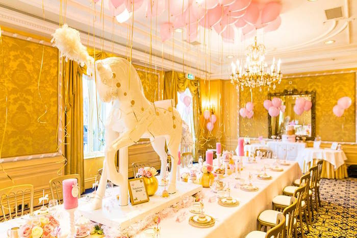Karas Party Ideas Carousel Baby Shower Karas Party Ideas