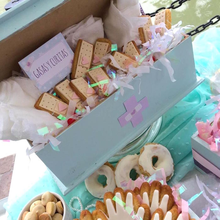 Karas Party Ideas Frozen Doc McStuffins Birthday Party