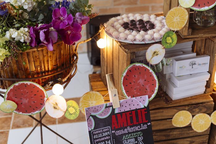 Party Details from a Fruit Stand Birthday Party via Kara's Party Ideas | KarasPartyIdeas.com (6)