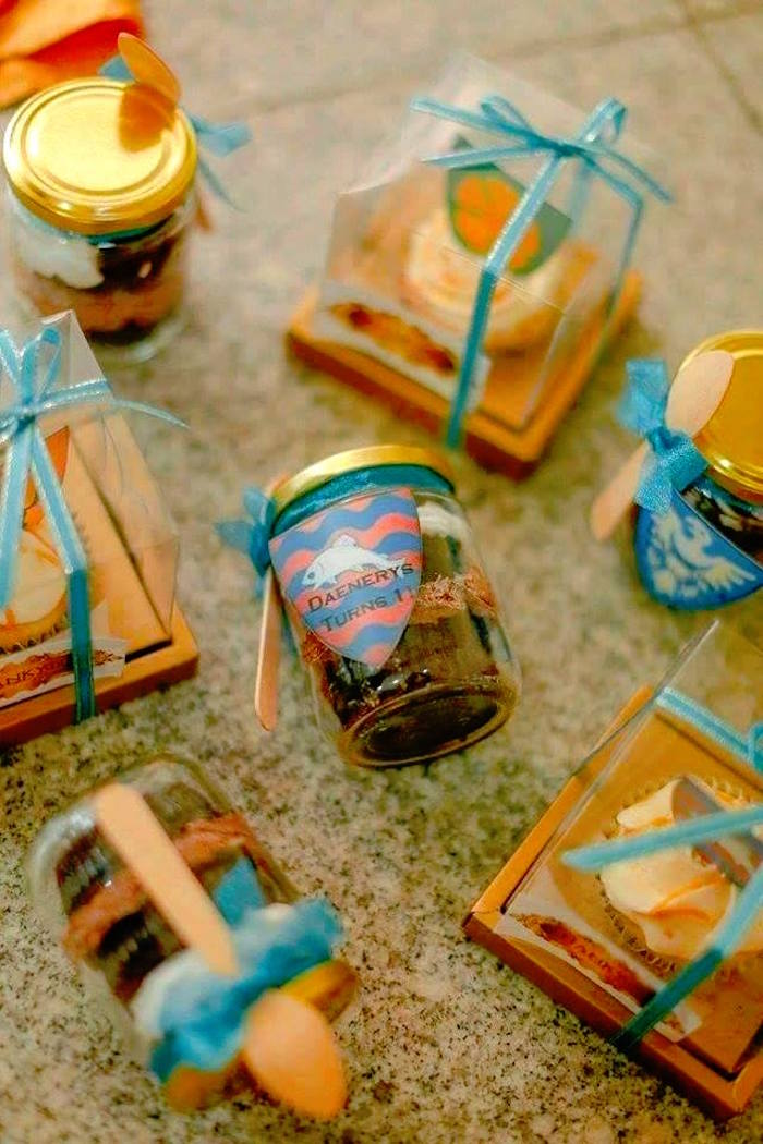 Favors from a Game of Thrones Birthday Party via Kara's Party Ideas | KarasPartyIdeas.com (18)