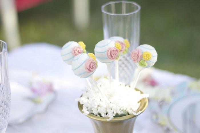 Cake Pops from a Garden Party Baby Shower via Kara's Party Ideas KarasPartyIdeas.com (34)
