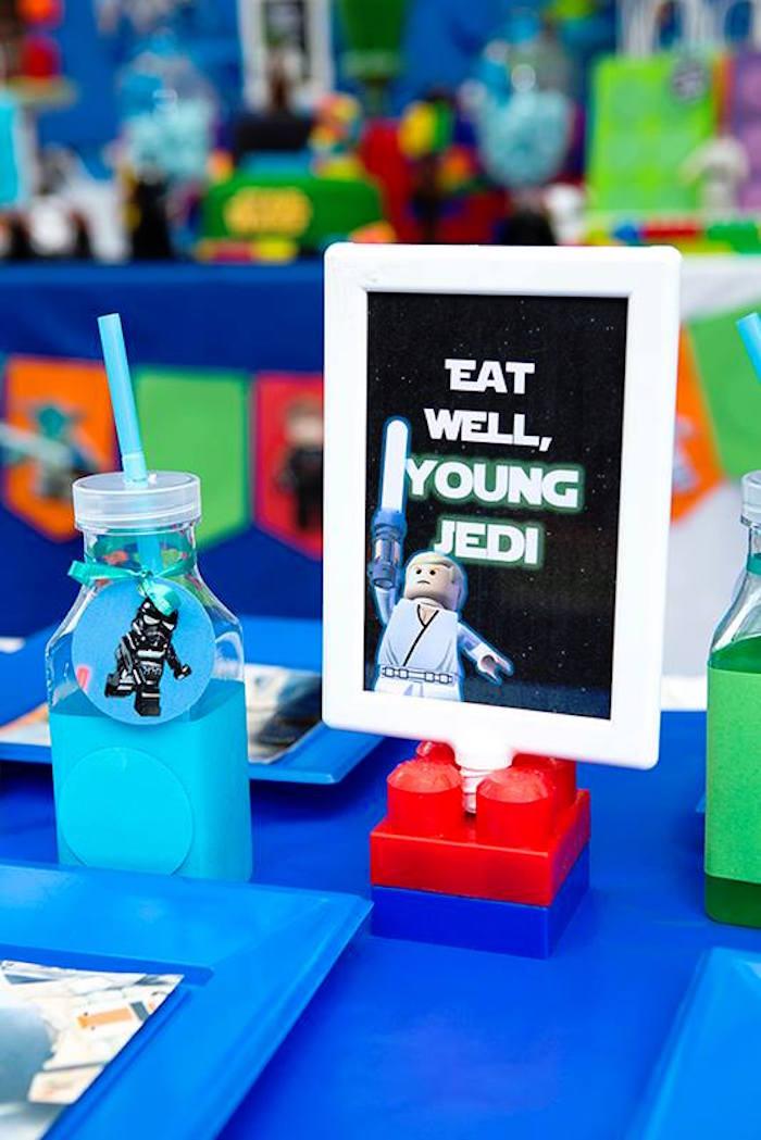 Set Birthday Lego Cake