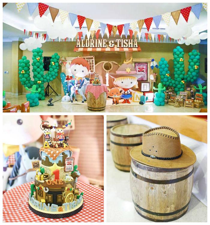 Country Western Birthday Cake Ideas