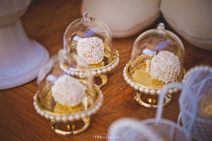 Truffles from a Little Lamb Baby Shower via Kara's Party Ideas | KarasPartyIdeas.com (26)