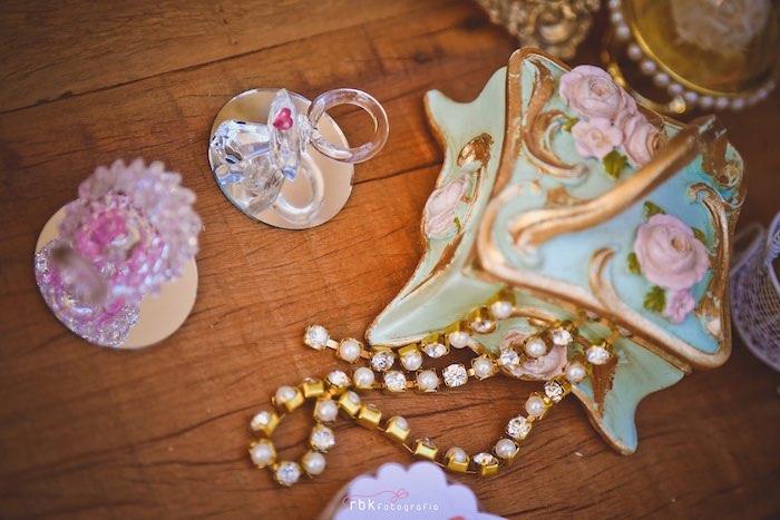 Decor from a Little Lamb Baby Shower via Kara's Party Ideas | KarasPartyIdeas.com (4)