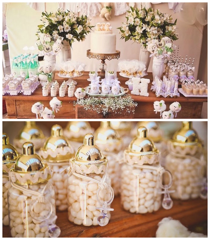 Little Lamb Baby Shower via Kara's Party Ideas | KarasPartyIdeas.com (3)
