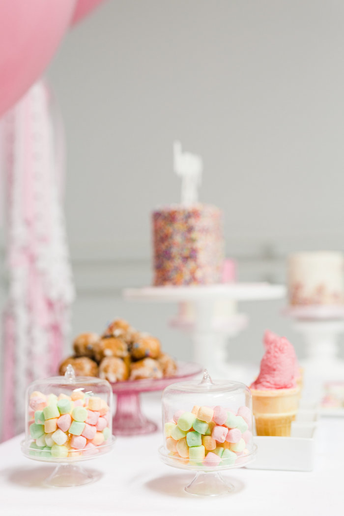 Sweets from a Little Sprinkles Birthday Party via Kara's Party Ideas | KarasPartyIdeas.com | The Place for All Things Party! (14)