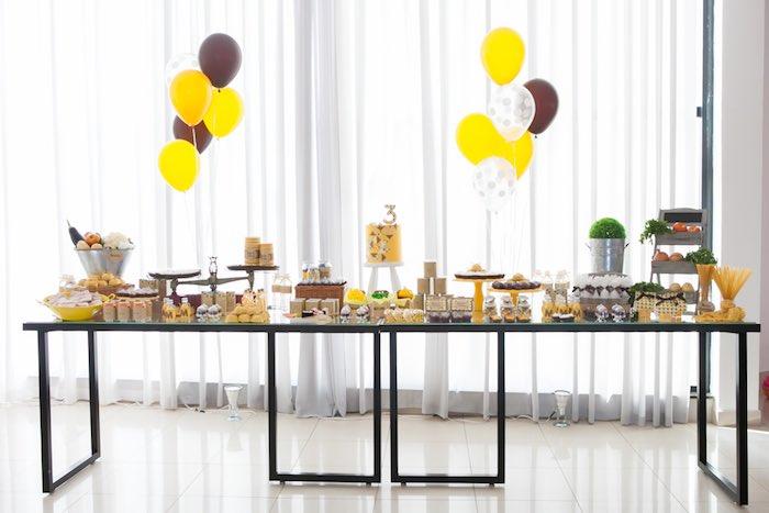 ... Birthday Party via Karas Party Ideas KarasPartyIdeas.com (30