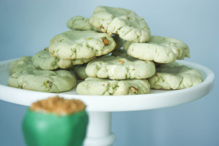 Cookies from a Rainbow St. Patrick's Day Party via Kara's Party Ideas KarasPartyIdeas.com (23)