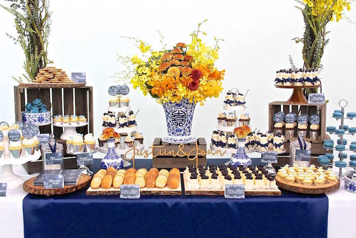 Karas party ideas rustic asian wedding dessert table karas rustic asian wedding dessert table junglespirit Choice Image