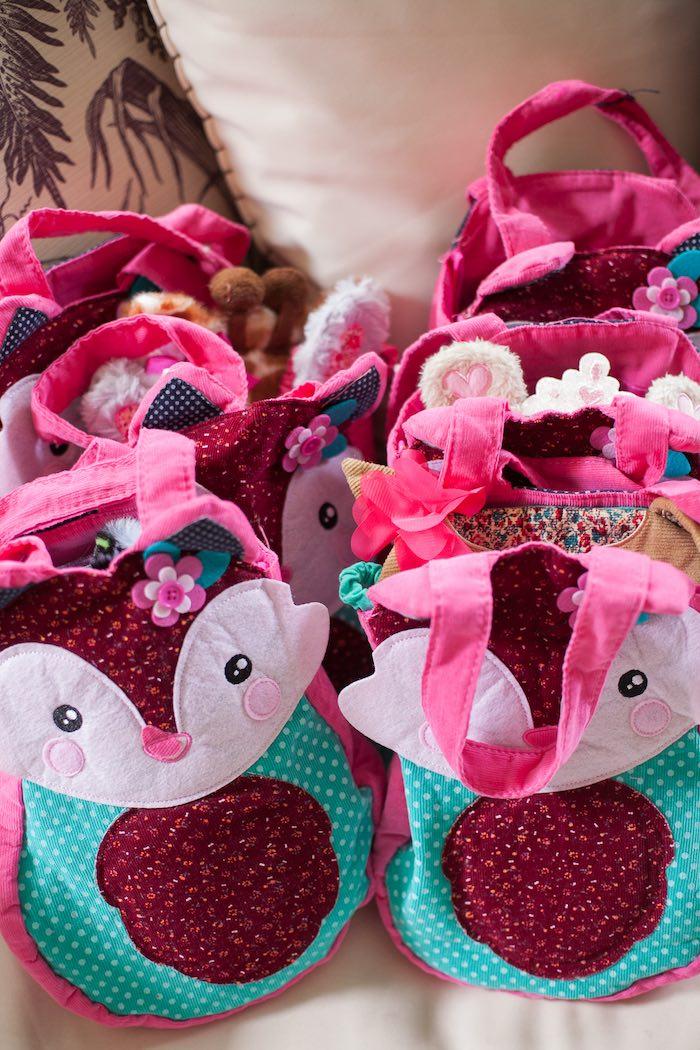 Loot Bags from a Sleepover Birthday Party via Kara's Party Ideas | KarasPartyIdeas.com (9)