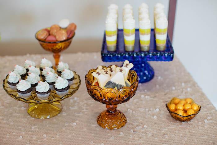 Sweets from a Boho Baby Shower via Kara's Party Ideas | KarasPartyIdeas.com (19)