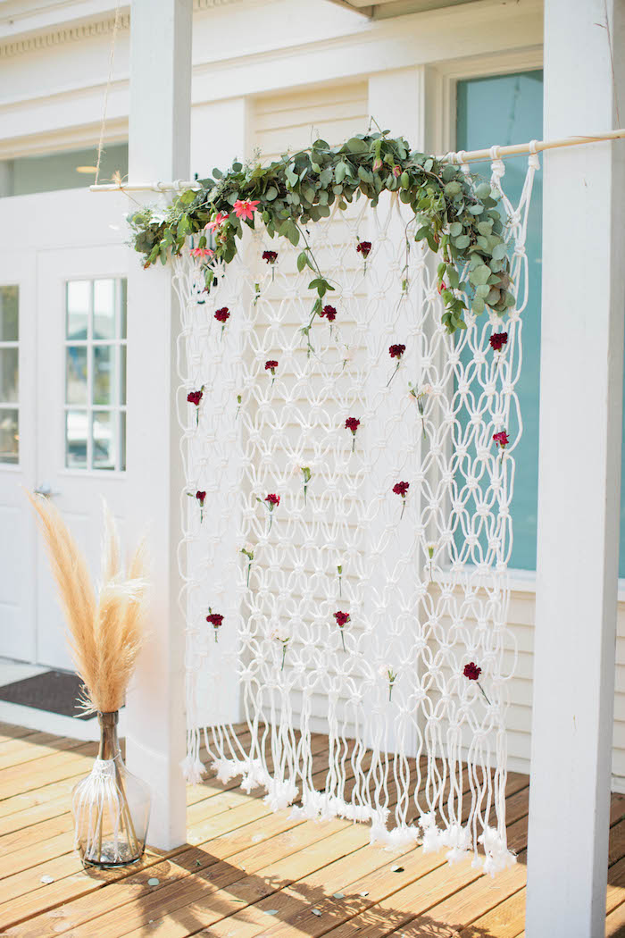 Karas Party Ideas Outdoor Boho Baby Shower Karas Party Ideas