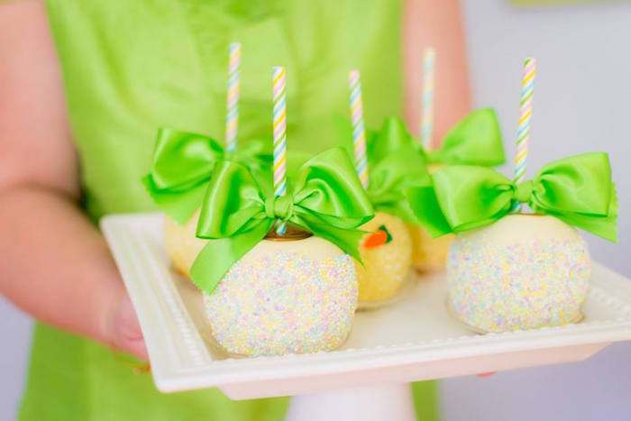 Gourmet Apples from an Easter Bunny Brunch via Kara's Party Ideas | KarasPartyIdeas.com (12)